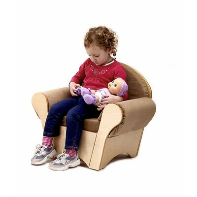 Whitney Brothers Child's Easy Recliner Chair