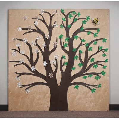 Whitney Brothers Single Wall Tree Panel