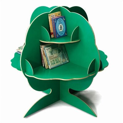 Whitney Brothers Tree Book Storage Unit