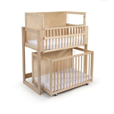 Whitney Brothers Space Saver 2 Level Crib