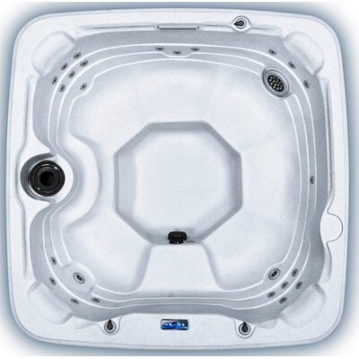 Lifesmart DLX Series 2 Rock Solid Hydromaster 7 Person Spa with 40 Jets