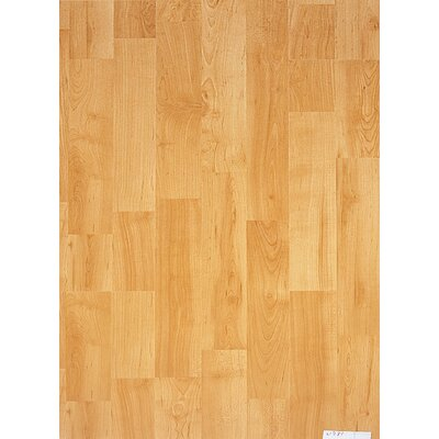 Quick-Step Classic 8mm Birch Laminate in Select Birch Plank