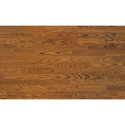 QS 700 7mm Red Oak Laminate in Gunstock
