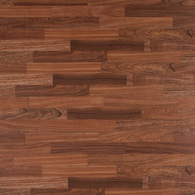 QS 700 7mm Merbau Laminate in Dark Merbau