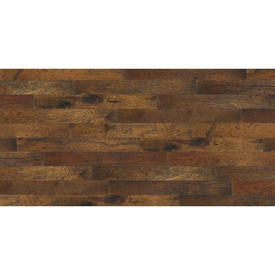 "Mannington Heirloom 5"" Engineered Hickory in Aged Bronze"