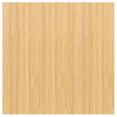 "Teragren Studio Floating Floor 7-11/16"" Vertical Bamboo in Natural"
