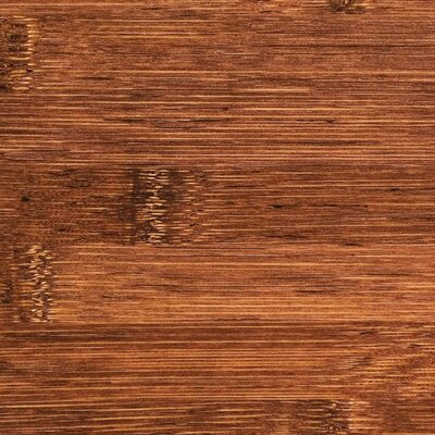 "Teragren Signature Colors 3-5/8"" Horizontal Bamboo Flooring in Walnut"