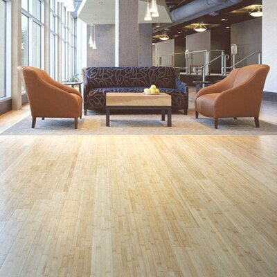 "Teragren Signature Naturals 3-5/8"" Horizontal Bamboo Flooring in Natural"