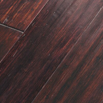 portfolio 5 engineered self locking bamboo flooring in midnight black