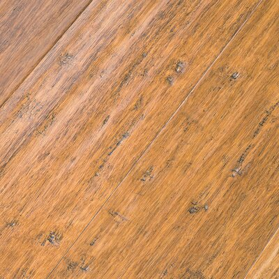 "Teragren Portfolio 5"" Engineered Bamboo Flooring in Hewn Tawny"