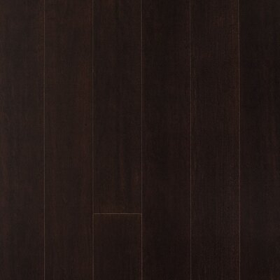 "Kahrs Linnea 1-Strip 4-5/8"" Engineered American Cherry City Flooring"