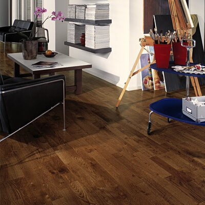 "Kahrs American Traditional 7-7/8"" Engineered Oak San Antonio Flooring"