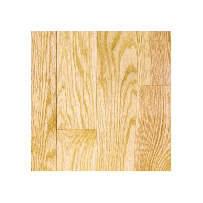 "Mullican Flooring Muirfield 3"" Solid Red Oak Flooring in Natural"