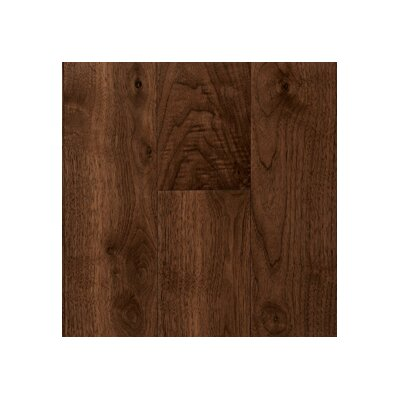 "Mullican Flooring Nature Collection 3"" Solid Walnut Flooring in Nature"