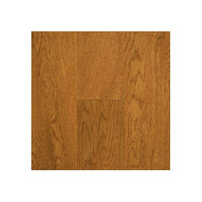"Mullican Flooring Austin Springs 3-1/2"" Engineered White Oak Flooring in Gunstock"