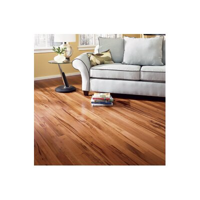 "Mullican Flooring MeadowBrooke 3"" Engineered Tigerwood Flooring in Natural"
