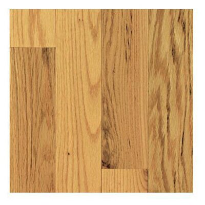 "Mullican Flooring Ol Virginian 2-1/4"" Solid  Red Oak Flooring in Natural"