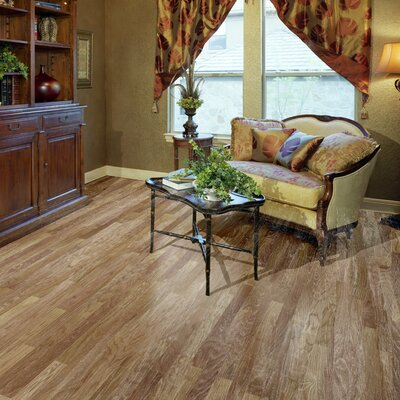 "Anderson Floors Rushmore 3"" Engineered Oak Flooring in Natural"