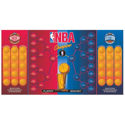 Wincraft, Inc. NBA Playoff Board - Mixed Teams
