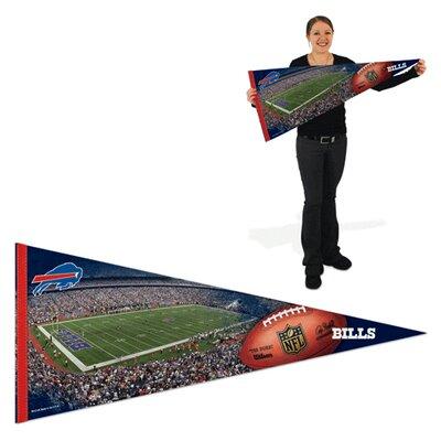 Wincraft, Inc. NFL Premium Pennant Stadium