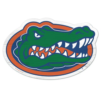 Wincraft, Inc. NCAA University of Florida Wood Sign