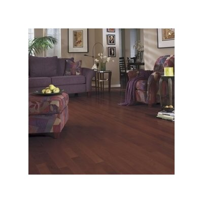 "Appalachian Flooring Hermosa Plank 3"" Engineered Brazilian Hickory Flooring in Henna"