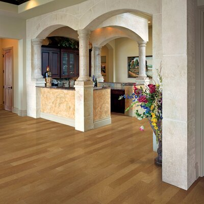 "Appalachian Flooring Presidio 4-1/2"" Engineered Pecan Flooring in Biscuit"