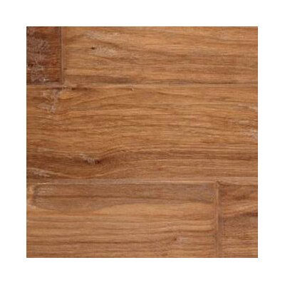 "LM Flooring Gevaldo 5"" Engineered American Walnut Flooring in Natural"