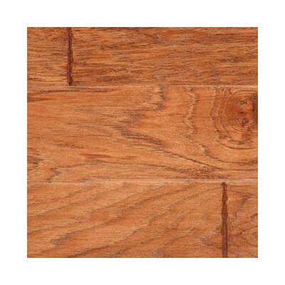 "LM Flooring Gevaldo 5"" Engineered Hickory Flooring in Cider"