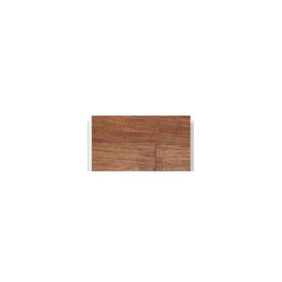 LM Flooring Hickory Stair Nose in Almond Hand Scraped