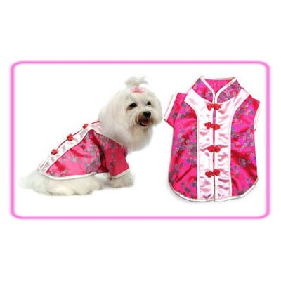 Puppe Love Chinese Cutie Dog Costume