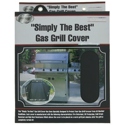 Platinum Prestige Large Grill Cover