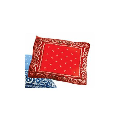 Dogzzzz Rectangle Bandana Dog Pillow