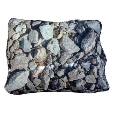 Dogzzzz Rectangle Hard Rocks Dog Pillow
