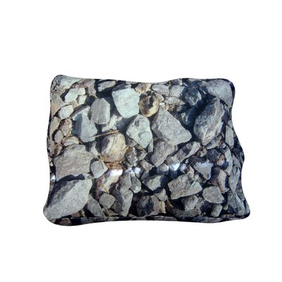 Dogzzzz Rectangle Hard Rocks Dog Pillow