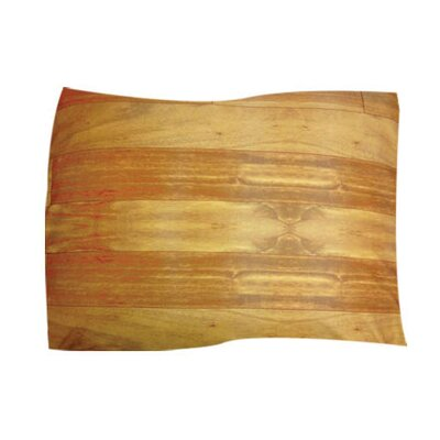 Dogzzzz Wood Flooring Pet Throw