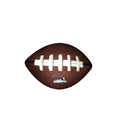 Dogzzzz Tough Chew Pillow Football Dog Toy