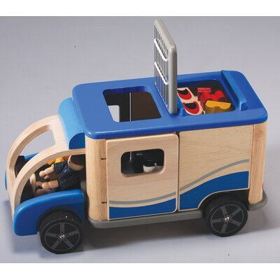 Plan Toys City Motor Home