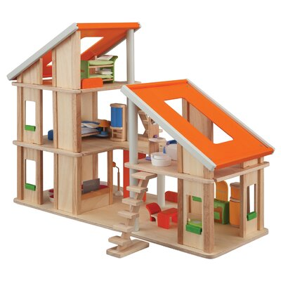 Plan Toys Chalet Dollhouse