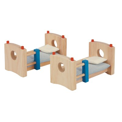 Plan Toys Dollhouse Childrens Room - Neo