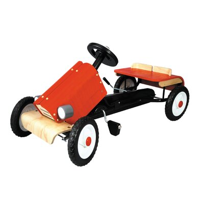 Plan Toys Activity Racing Car