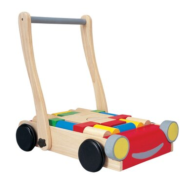 Plan Toys Preschool Baby Walker