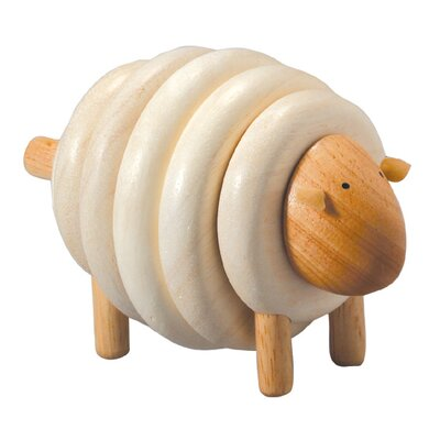 Plan Toys Preschool Lacing Sheep