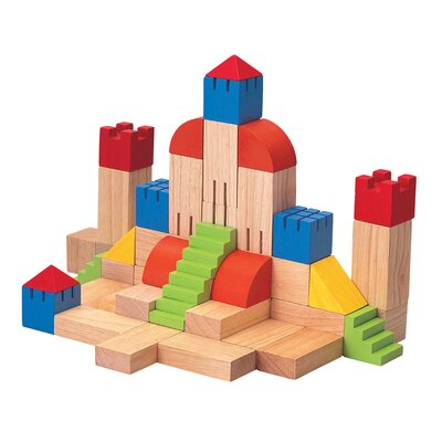 Plan Toys Preschool Creative Blocks