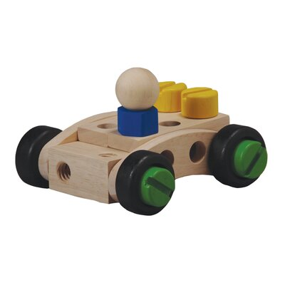 Plan Toys Preschool 30 Construction Set