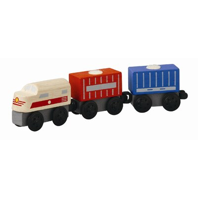 Plan Toys Cargo Train