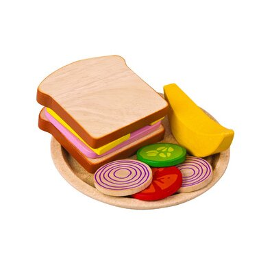 Plan Toys Sandwich Meal Set