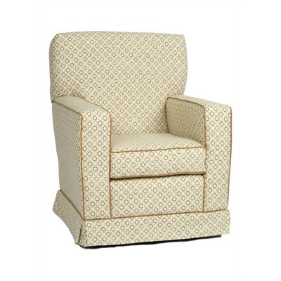 Little Castle Rage Glider Microfiber Chair