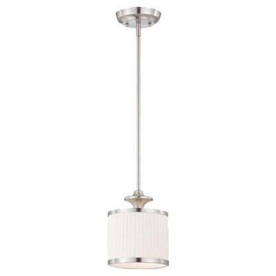 <strong>Nuvo Lighting</strong> Candice 1 Light Mini Pendant