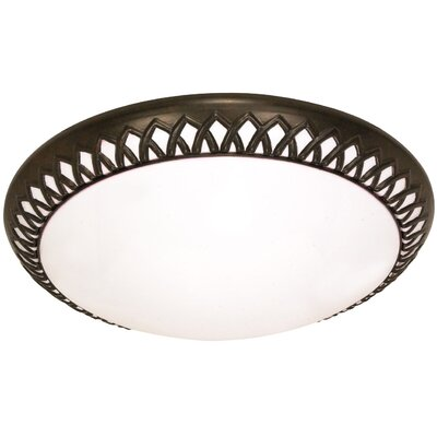 Nuvo Lighting Rustica Energy Star Flush Mount